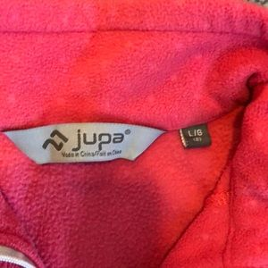 jupa Shirts & Tops - Girls fleece shirt, Jupa brand. Size Lg(8)